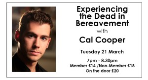 Experiencing the Dead in Bereavement: Why do we have such experiences?