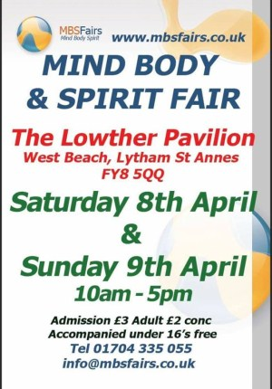 Mind Body & Spirt Fair