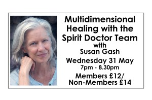 Multi Dimensional Healing with the Spirit Doctor Team